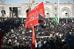 اجتماع عظیم رضویون در مشهد