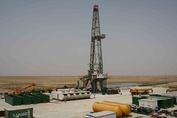 Kish gas field