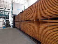 Iran resourceful in thermowood production