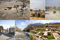 مداخلات انجام شده در تپه هگمتانه مانع ثبت جهانی این اثر تاریخی است