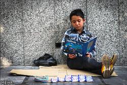 راهاندازی پویش «هر دفتر یک داستان» در کرج /۱۲۰ کودک کار تحت پوشش