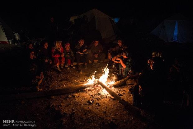 İran depreminden son manzaralar