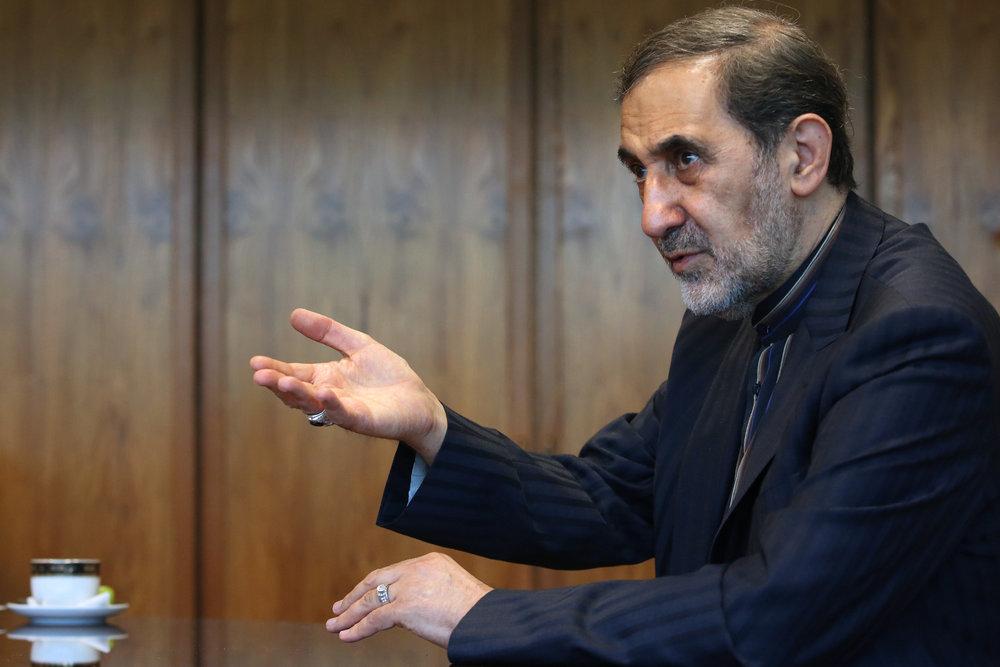 Velayati advises France against meddling in Iran's affairs