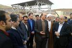 استاندار قزوین از پروژه های عمرانی الموت غربی بازدید کرد