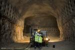 مواصلة عمليات الحفر في مدينة القدس السفلى بهدف انشاء مقبرة اسرائيلية / صور