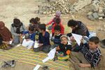 اهدا ۳۰ هزار بسته فرهنگی به دانشآموزان زلزلهزده کرمانشاه