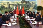 تجارت قطر با چین از ۵ میلیارد دلار فراتر رفت