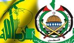 حزب اللہ اور حماس کے اعلی حکام کے درمیان مسئلہ فلسطین کے بارے میں تبادلہ خیال