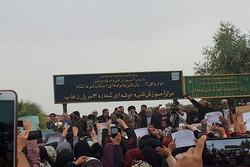 رهبر انقلاب در جمع مردم کرمانشاه