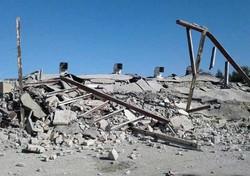 خسارت به اماکن جهادکشاورزی در زلزله استان کرمانشاه