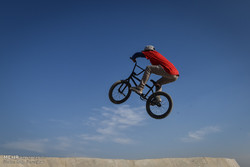 Iran's BMX national squad preparing in Shiraz