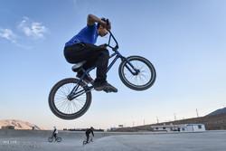 حضور ۲ خراسانی در تیم ملی دوچرخه سواری سرعت
