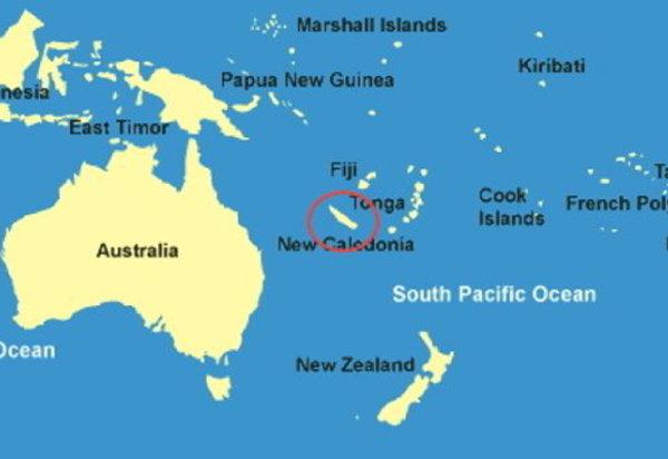 زلزال عنيف يضرب أرخبيلا فرنسيا في المحيط الهادئ