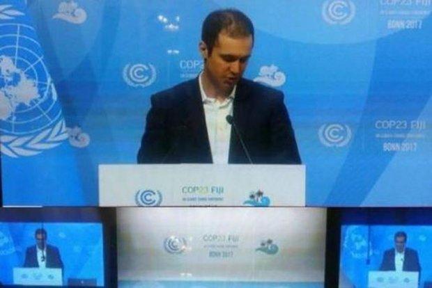 کاوه مدنی نایب رییس سومین مجمع محیط زیست ملل متحد شد