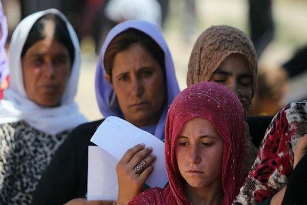 زیاتر لە یەک هەزار ژنی ئێزدی هێشتا لە دەستی داعش دان