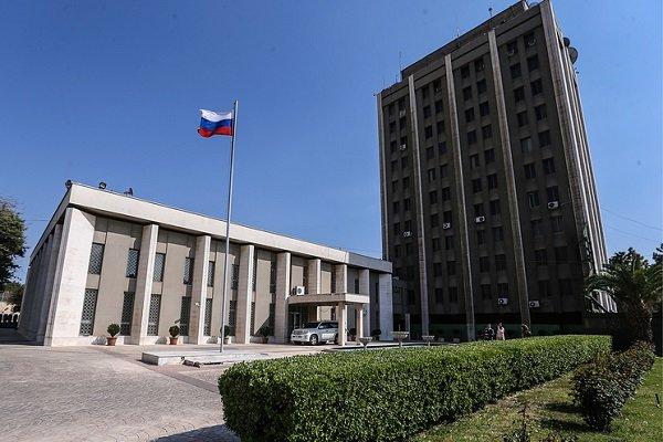 سفارت روسیه در سوریه