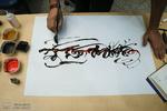 Workshop on creating and selling art works in Tehran
