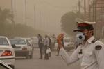 غلظت گرد و غبار در اهواز به ۵۸ برابر حد مجاز رسید