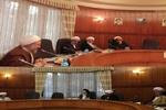نشست کمیسیون آیین نامه داخلی مجلس خبرگان برگزار شد