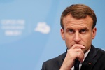 Macron: Assad to remain in power