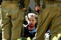 Israil bu yıl 900 Filistinli çocuğu gözaltına aldı