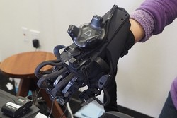 دستکش واقعیت مجازی