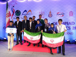 Iran finishes 3rd at Intl. Olympiad on Astronomy and Astrophysics
