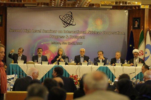 Iran-EU seminar on nuke coop. kicks off in Isfahan