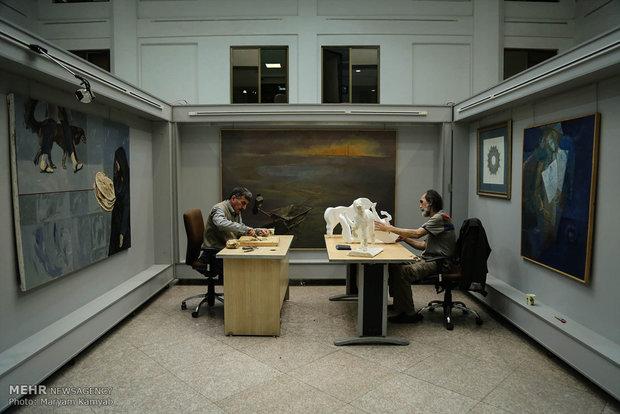 Workshop on creating and selling artworks