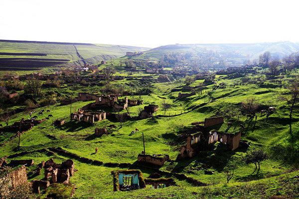 روستای کلانسورا گرمی