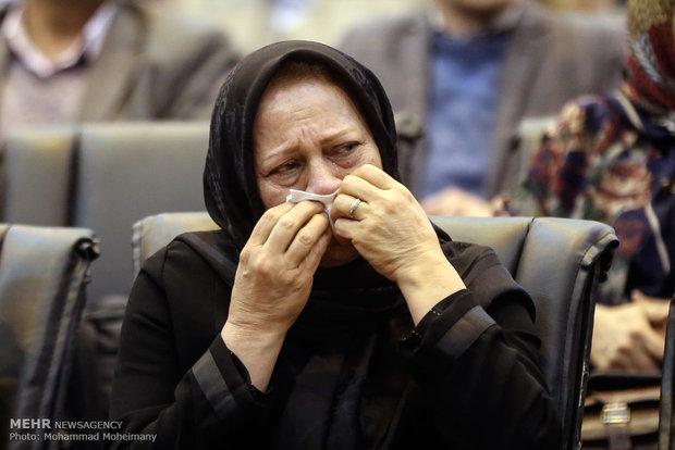 بزرگداشت پرفسور مریم میرزاخانی