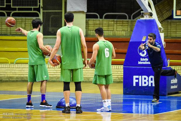 2641880 - دعوت از ۲۲ بسکتبالیست به اردوی تیم ملی