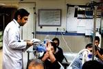 ۴ نفر بر اثر مشکلات تنفسی به بیمارستانهای اهواز مراجعه کردند