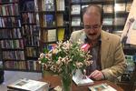 رمان تازه الیف شافاک در تهران رونمایی شد
