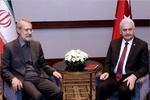 Laricani, Türkiye Başbakanı Yıldırım ile görüştü