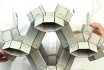 این ساختار نور و صوت را خم می کند