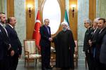 Ruhani ile Erdoğan görüştü