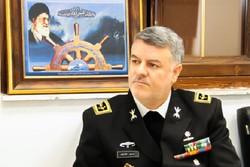 قائد القوة البحرية في الجيش يشدد على ضرورة تدوين سيناريوهات لمواجهة التهديدات