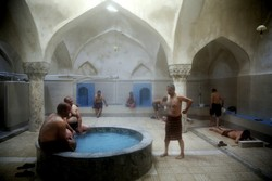 Iranian bathhouse