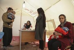 توزیع «بن کارت های سلامت»در مناطق محروم خراسان رضوی