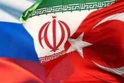 انطلاق اعمال القمة الثلاثية بين إيران وتركيا وروسيا في سوتشي