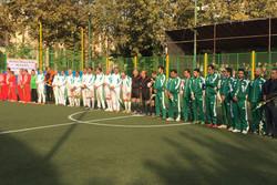 بیست و سومین دوره مسابقات فوتبال جام شکوری افتتاح شد