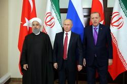 الرئيس روحاني: سيعقد مؤتمر سوري سوري في سوتشي في المستقبل القريب
