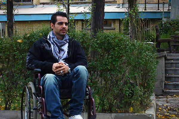 برخورد با معلولین نیازمند فرهنگ سازی/بهزیستی تنها حامی پای کار