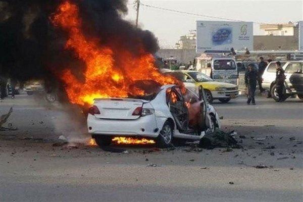 قتيل وجريحان في انفجار بافغانستان