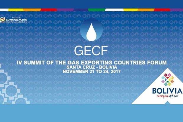 اجلاس سران کشورهای صادر کننده گاز بولیوی