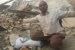 روایت زندگی تنهاترین مرد روستای زلزلهزده تپانی/ مرگ شیرین فرهاد