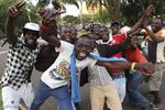 زیمبابوے میں موگابے کے استعفی پرعوام کا جشن