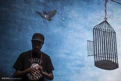 نقاشی های دیواری شهر مدلین کلمبیا