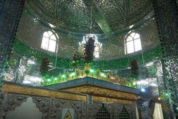 مرکز پایش تصویری آستان مقدس امامزادگان در مازندران راه اندازی شد
